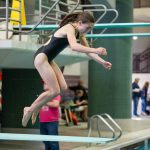 Girls Swim & Dive vs. Sherwood, 12/2/17