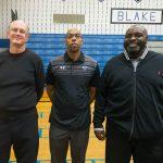 JV Boys Basketball vs. Springbrook, 12/12/17