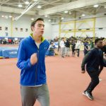 Boys Indoor Track and Field Photos, 12/5/17