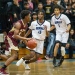 Varsity Boys Basketball Photos vs. Paint Branch, 12/15/17