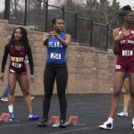 Girls Track and Field vs. Paint Branch, 3/28/18