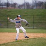 Photos: Varsity Baseball vs. Einstein, 4/9/18