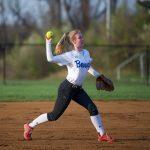 Photos: Varsity Softball vs. Magruder, 4/18/18