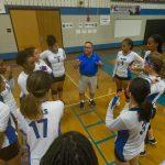 Photos: JV Girls Volleyball vs. B-CC, 9/11/18