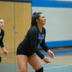 Photos: Varsity Girls Volleyball vs. B-CC, 9/11/18