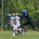Photos: JV Football vs. Poolesville, 9/22/18