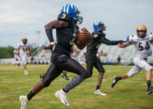 Photos: JV Football vs. Poolesville, 9/22/18