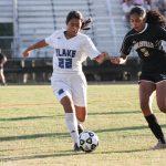 Photos: JV Girls Soccer vs. Poolesville, 10/3/18