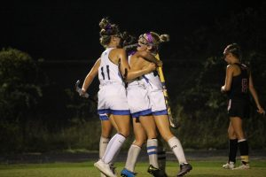 Photos: Varsity Field Hockey vs. QO, 10/8/18