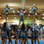 Cheer Qualifies for State Semifinals!