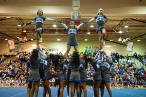 Photos: County Cheer Competition, 10/27/18