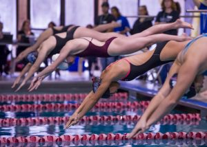 Photos: Girls Swim and Dive vs. Springbrook, 12/1/18