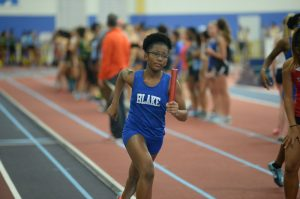 Photos: Girls Indoor Track and Field, 12/4/18