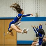 Photos: Varsity Cheer, 12/11/18