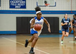 Photos: Varsity Girls Basketball vs. Springbrook, 12/11/18