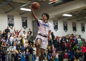 Photos: Varsity Boys Basketball vs. Springbrook, 12/11/18