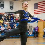 Poms Places 4th at Northwest Invitational
