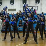 Poms Place 4th at Watkins Mill Invitational