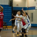 Photos: JV Girls Basketball vs. Wootton, 12/20/18