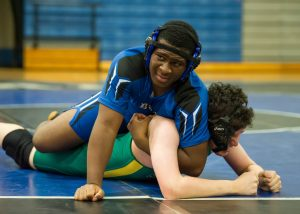 Photos: Varsity Wrestling vs. Seneca Valley, 12/21/18