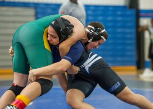 Photos: JV Wrestling vs. Seneca Valley, 12/21/18