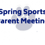 Spring Sports Parent Night – March 12th