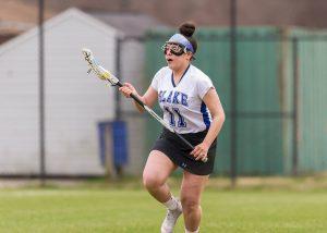 JV Girls Lacrosse vs. Sherwood, 3/25/19