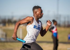 Boys Track and Field Photos vs. Sherwood, 3/26/19