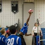 Boys Volleyball Photos vs. Gaithersburg, 3/29/19