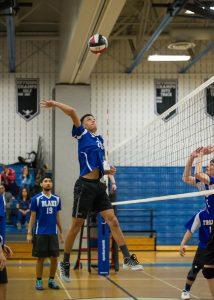 Boys Volleyball Photos vs. Gaithersburg, 3/29/19