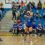 Coed Volleyball Photos vs. Gaithersburg, 3/29/19