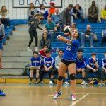 Coed Volleyball Photos vs. Gaithersburg, 3/29/19