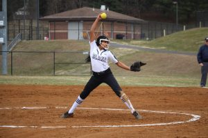 Varsity Softball Photos vs. Clarksburg, 3/25/19