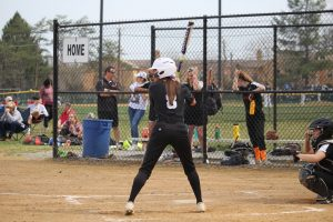 Varsity Softball Photos vs. Rockville, 3/30/19