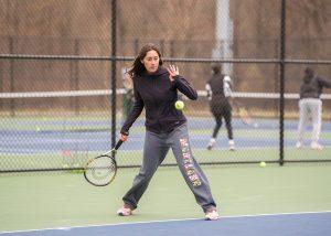 Girls Tennis Photos vs. Poolesville, 4/2/19