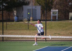 Boys Tennis Photos vs. Kennedy, 3/27/19
