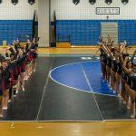 Gymnastics Photos vs. Blair, 4/15/19