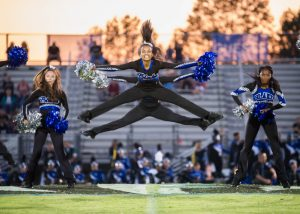 Poms Pictures – Opening Night Game, 9/6/19