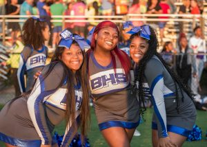 Varsity Cheer Pictures – Opening Night Game, 9/6/19