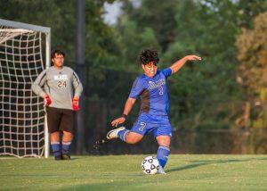 JV Boys Soccer Pictures vs. Sherwood, 9/11/19