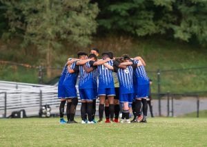 Varsity Boys Soccer vs. Sherwood, 9/11/19