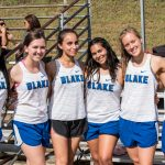 Blake XC Competes in Quad Meet