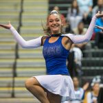 Varsity Cheer Photos - County Competition, 10/26/19