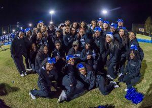 Cheer Photos: Senior Night, 11/1/19