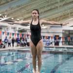 Girls Swim and Dive Photos - 12/14/19 vs. Magruder