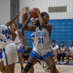 Varsity Girls Basketball Photos - 12/13/19 vs. Laurel