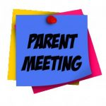 Spring Sports Parent Night – 3/10