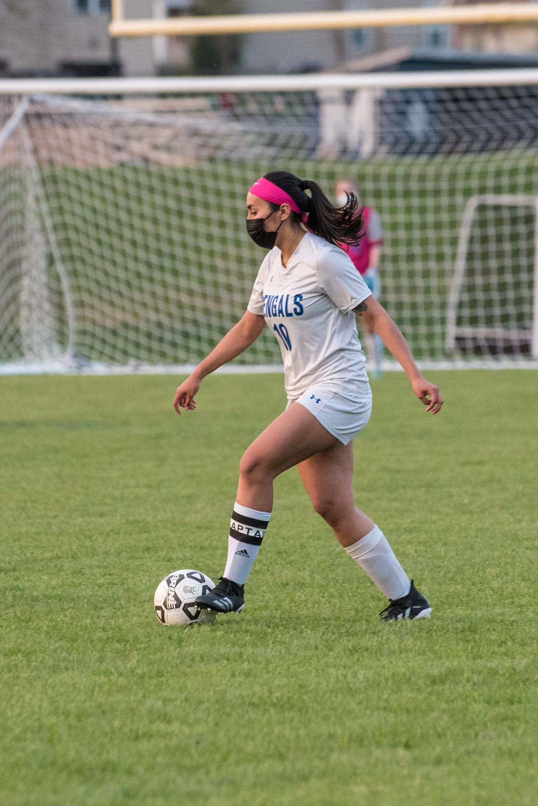 Varsity Girls Soccer Photos – 4/7/21 at Magruder