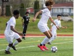 Varsity Boys Soccer Open Region Play versus Parkview