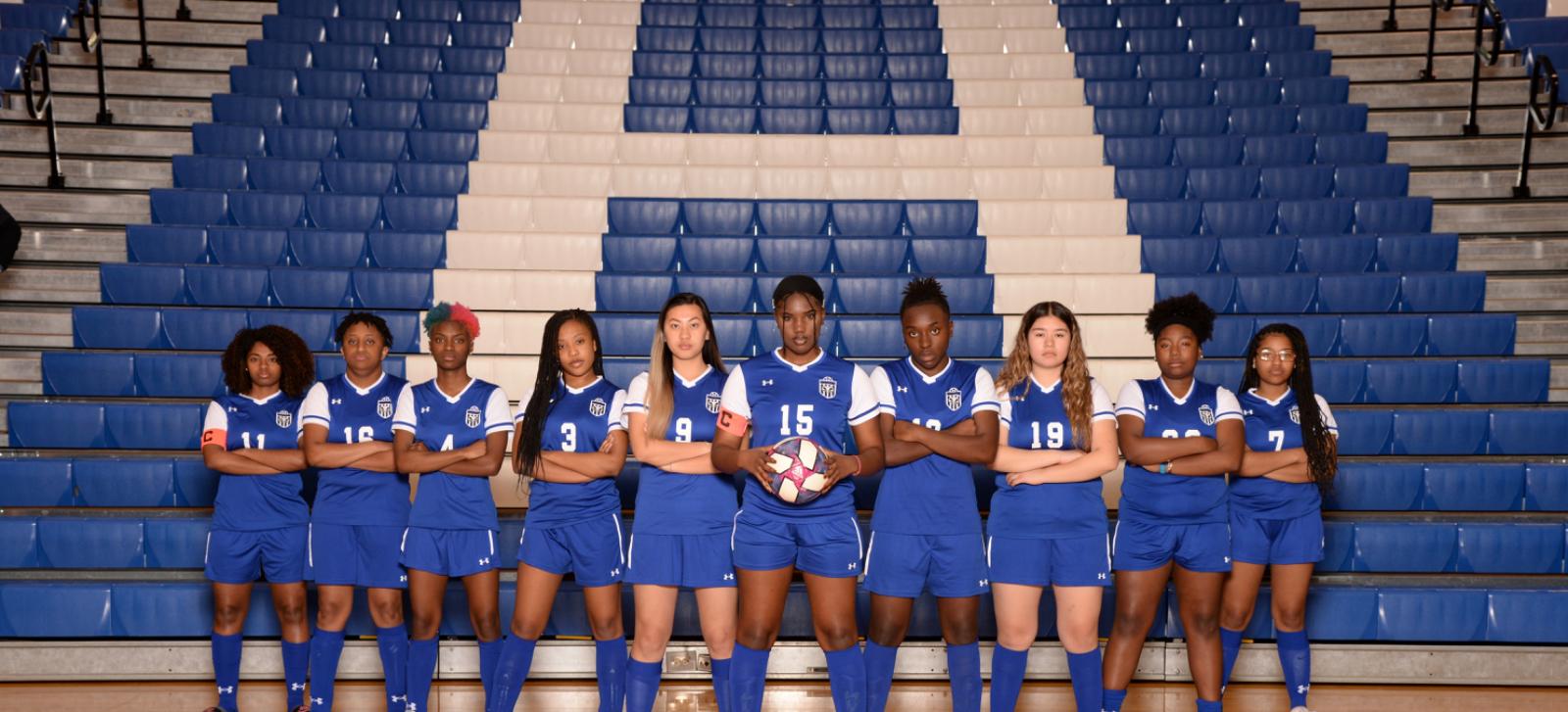 Varsity Girls Soccer Seniors 2020